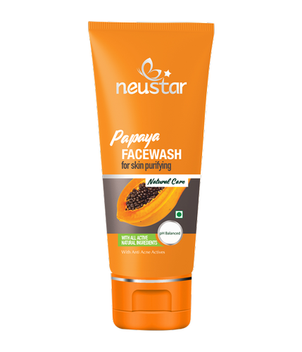 Neeustar Pappaya Face Wash 100ml