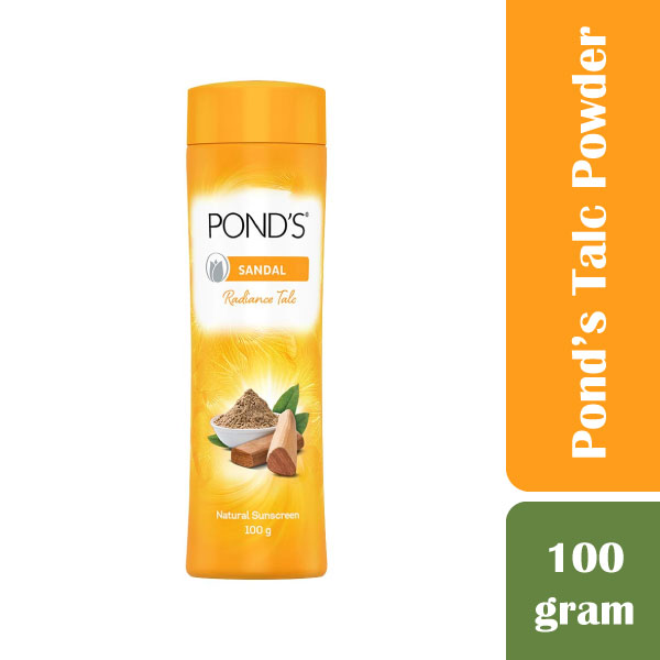Ponds powder 100G(yellow)