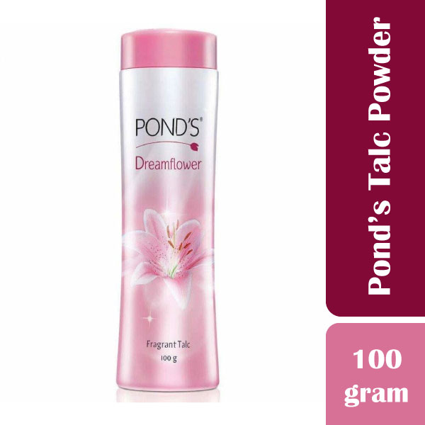 Ponds powder 100G(Pink)