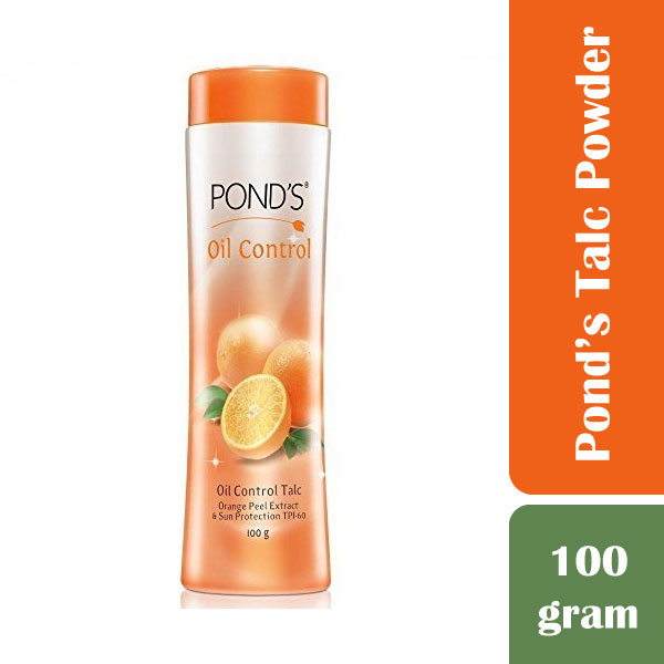 Ponds powder 100G(Orange)