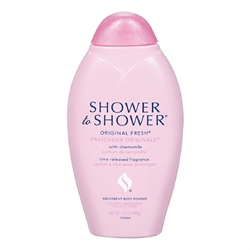 Shower to Shower 50g
